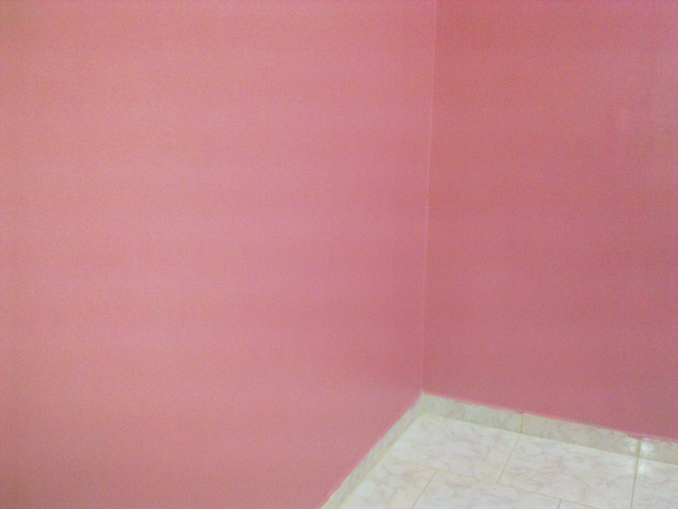 اما اللون الجديد ... هذا هووو وردي على كرزي